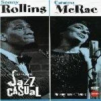 Sonny Rollins / Carmen McRae - Palph Gleason's Jazz Casual (DVD): Sonny Rollins, Carmen McRae