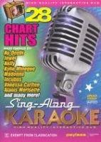 28 Chart Hits - Sing-Along Karaoke (DVD): Karaoke