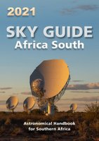 Sky Guide Africa South 2021 - Astronomical Handbook For Southern Africa (Paperback):