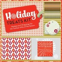 Holiday Treats Kit (Novelty book): Stella Kim