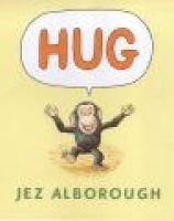 Hug (Hardcover): Jez Alborough