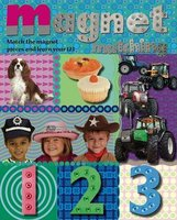 Magnet Matching - 123 (Hardcover):