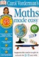 Carol Vorderman's Maths Made Easy, Book 1 - Ages 8-9 (Paperback): Carol Vorderman