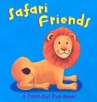Safari Friends (Hardcover, illustrated edition): Treesha Runnells