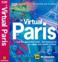 AA Virtual Paris (Paperback): Mpc