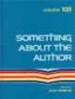Something about the Author (Hardcover, illustrated edition): Alan Hedblad