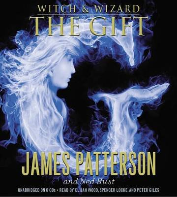 The Gift (Standard format, CD): James Patterson