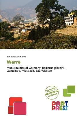 Werre (Paperback): Ben Stacy Jerrik