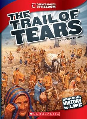 The Trail of Tears (Paperback): Peter Benoit