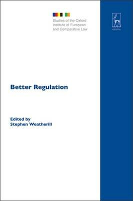 Better Regulation (Electronic book text): Stephen Weatherill