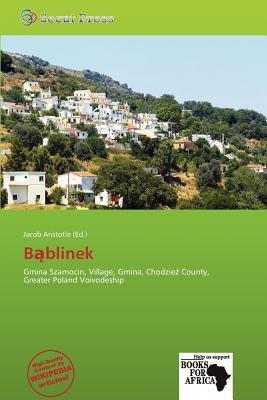 B Blinek (Paperback): Jacob Aristotle