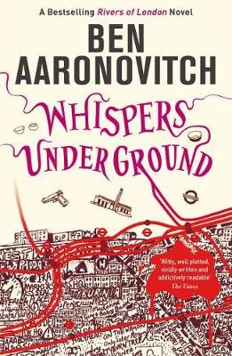 Whispers Under Ground (Electronic book text): Ben Aaronovitch