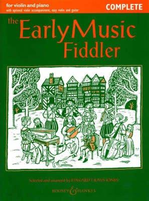Early Music Fiddler - Complete (Paperback): Edward Huws Jones