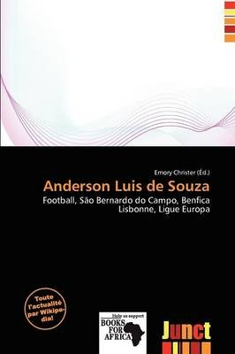 Anderson Luis de Souza (French, Paperback): Emory Christer