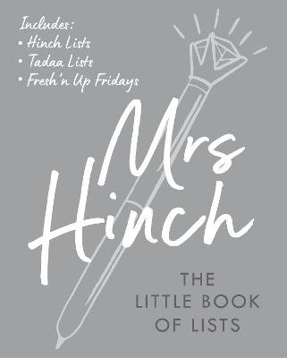 Mrs Hinch: The Little Book of Lists (Spiral bound): Mrs Hinch