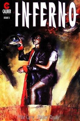 Inferno Vol.1 #5 (Electronic book text): Mike Carey