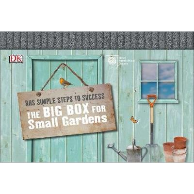 RHS Big Box for Small Gardens (Paperback): Dk
