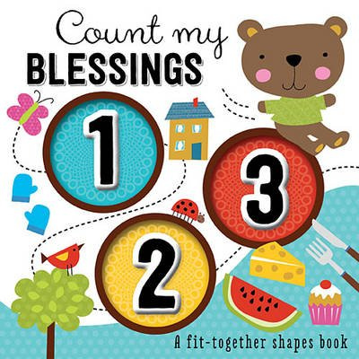 Count My Blessings 1-2-3 (Hardcover): Thomas Nelson Publishers