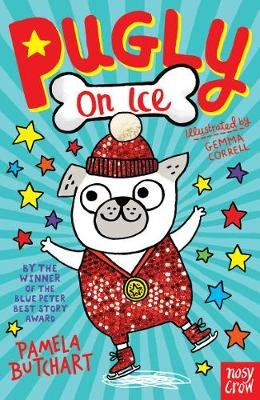 Pugly On Ice (Electronic book text): Pamela Butchart