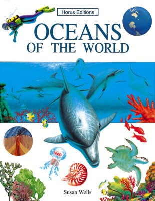 Oceans of the World (Paperback): Susan Wells