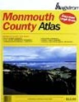 Hagstrom Monmouth County Atlas (Book, 8th): Hagstrom Map Company