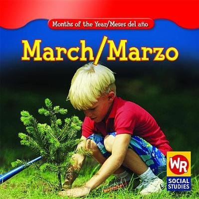 March/Marzo (English, Spanish, Paperback): Robyn Brode