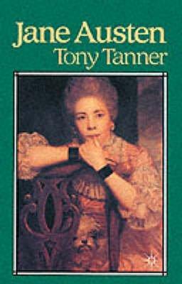 Jane Austen (Paperback): Tony Tanner