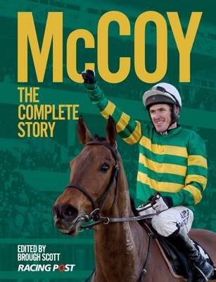 McCoy: The Complete Story (Hardcover): Brough Scott