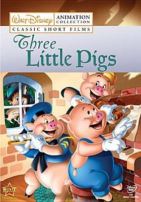 Disney Classic Short Films - Three Little Pigs (Region 1 Import DVD):
