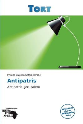Antipatris (German, Paperback): Philippe Valentin Giffard