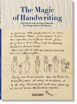 The Magic of Handwriting. The Correa do Lago Collection (Hardcover, Annotated edition): Christine Nelson
