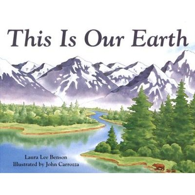 This Is Our Earth (Paperback): Laura Lee Benson