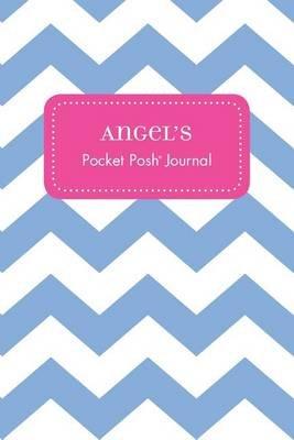 Angel's Pocket Posh Journal, Chevron (Paperback): Andrews McMeel Publishing