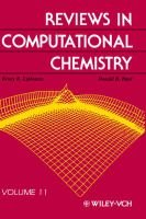 Reviews in Computational Chemistry, v. 11 (Hardcover, Volume 11 ed.): Kenny B. Lipkowitz