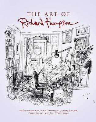 The Art of Richard Thompson (Electronic book text): Chris Sparks