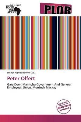 Peter Olfert (Paperback):