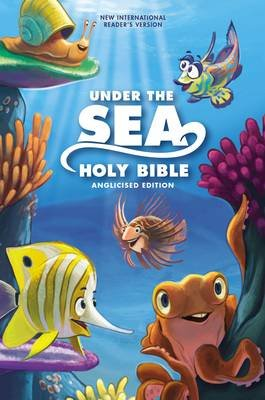 NIrV, Under the Sea Holy Bible, Anglicised Edition, Hardcover (Hardcover, Anglicised ed):
