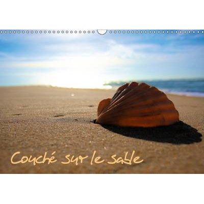 Couche sur le Sable 2017 - Decouverte des Tresors de Bord de Mer (French, Calendar, 3rd Revised edition): Loo Sainto