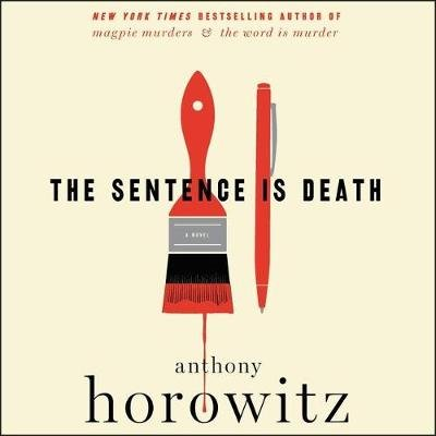 The Sentence Is Death (MP3 format, CD): Anthony Horowitz