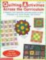 Quilting Activities Across the Curriculum (Paperback): Wendy Buchberg
