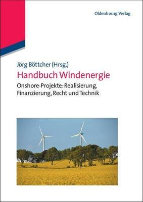 Handbuch Windenergie (English, German, Electronic book text):