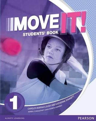 Move It! 1 Students' Book (Paperback): Carolyn Barraclough, Katherine Stannett