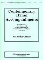 Contemporary Hymn Accompaniments - With Interludes