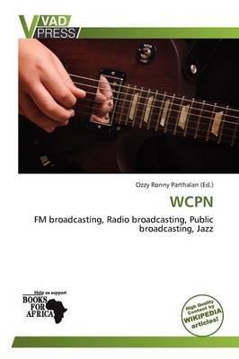 Wcpn (Paperback): Ozzy Ronny Parthalan, Parthalan Ozzy Ronny