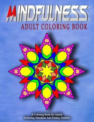 Mindfulness Adult Coloring Book - Vol.14 - Women Coloring Books for Adults (Paperback): Jangle Charm