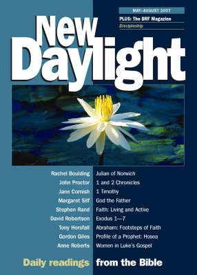 New Daylight: May-August 2007 (Paperback, De Luxe edition): Naomi Starkey