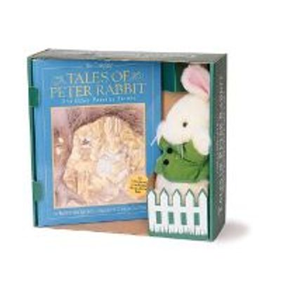 The Complete Tales of Peter Rabbit and Plush Toy Gift Set (Hardcover, illustrated edition): Beatrix Potter