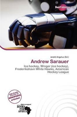 Andrew Sarauer (Paperback): Jerold Angelus