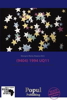 (9404) 1994 Uq11 (Paperback): Dewayne Rocky Aloysius