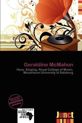 Geraldine McMahon (Paperback): Emory Christer